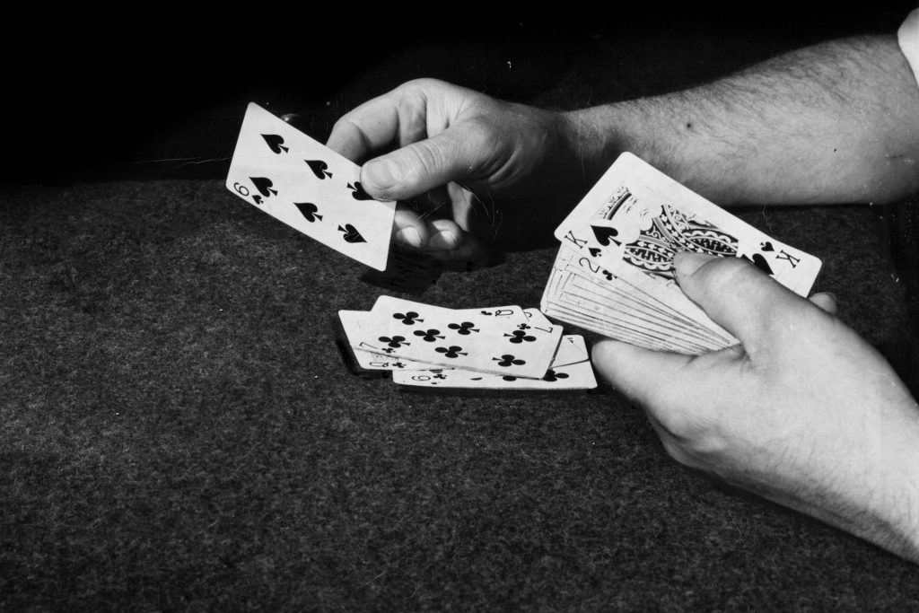 41 1024x683 - Getting Started in Playing Poker